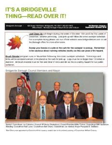 Borough Council Meeting