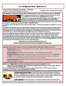 Parking Authority Meetings @ Bridgeville Borough | Bridgeville | Pennsylvania | United States