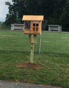 Dedication of new Little Free Library at Cook School Park @ Cook School Park | Bridgeville | Pennsylvania | United States