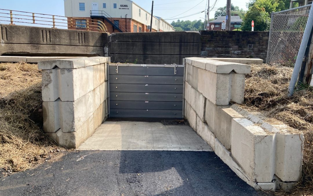 JANE WAY ACCESS RAMP PROJECT COMPLETED